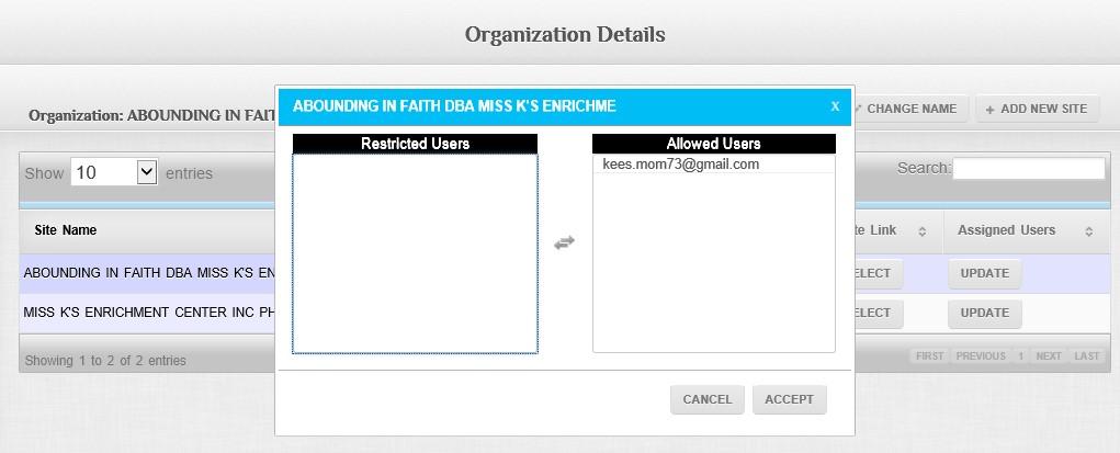 pic 2 provider portal